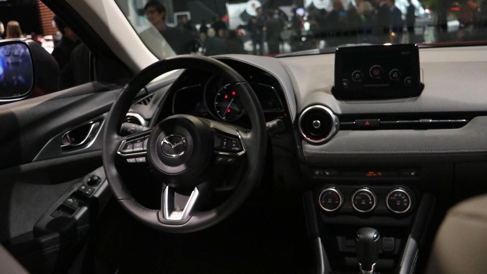 Mazda CX-3 2019 nâng cấp nội ngoại thất; động cơ mạnh hơn - Hình 17