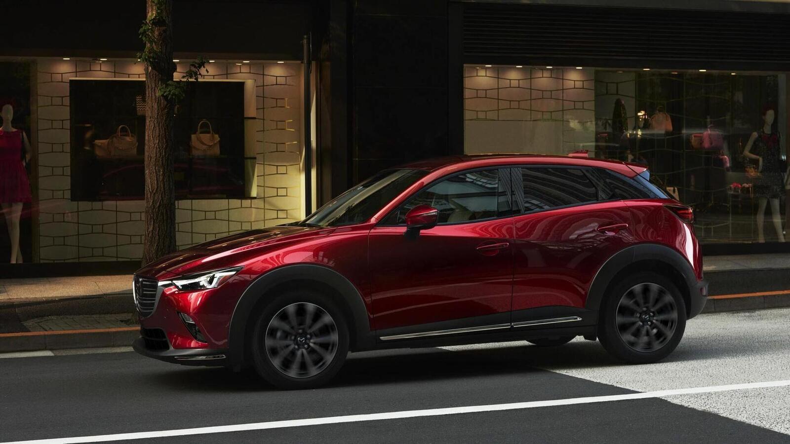 Mazda CX-3 2019 nâng cấp nội ngoại thất; động cơ mạnh hơn - Hình 18