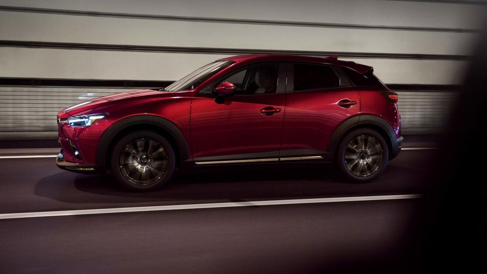 Mazda CX-3 2019 nâng cấp nội ngoại thất; động cơ mạnh hơn - Hình 19