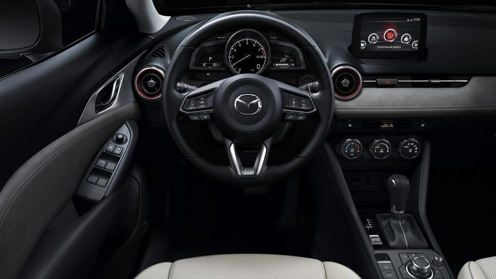 Mazda CX-3 2019 nâng cấp nội ngoại thất; động cơ mạnh hơn - Hình 21