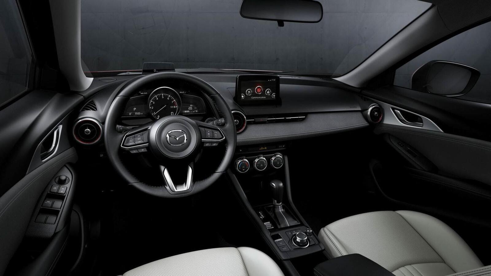 Mazda CX-3 2019 nâng cấp nội ngoại thất; động cơ mạnh hơn - Hình 22