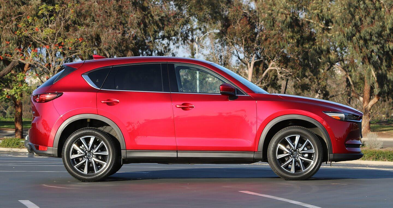 """Mazda CX-5 2017 - Chiếc xe """"cực"""" an toàn - Hình 3"""