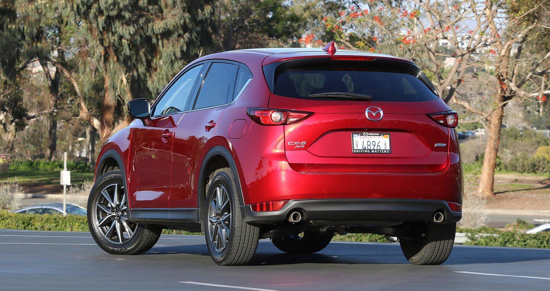 """Mazda CX-5 2017 - Chiếc xe """"cực"""" an toàn - Hình 4"""