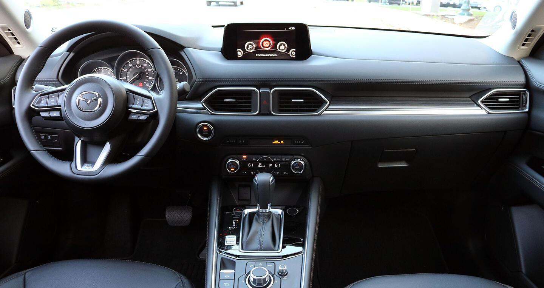 """Mazda CX-5 2017 - Chiếc xe """"cực"""" an toàn - Hình 8"""
