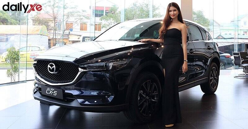 Tổng quan Mazda CX-5