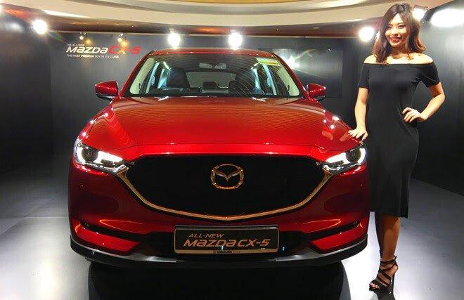 Mazda CX-5 thế hệ mới có giá bán từ 105.000 USD ở Singapore - Hình 2