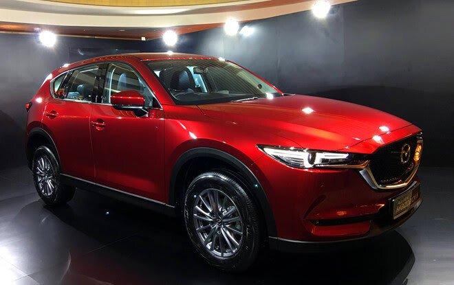 Mazda CX-5 thế hệ mới có giá bán từ 105.000 USD ở Singapore - Hình 3