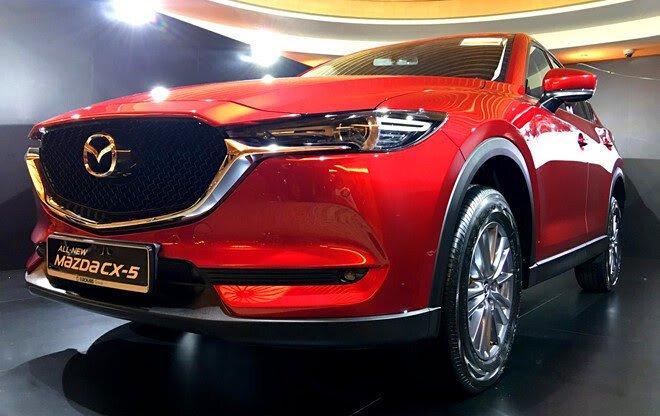 Mazda CX-5 thế hệ mới có giá bán từ 105.000 USD ở Singapore - Hình 4