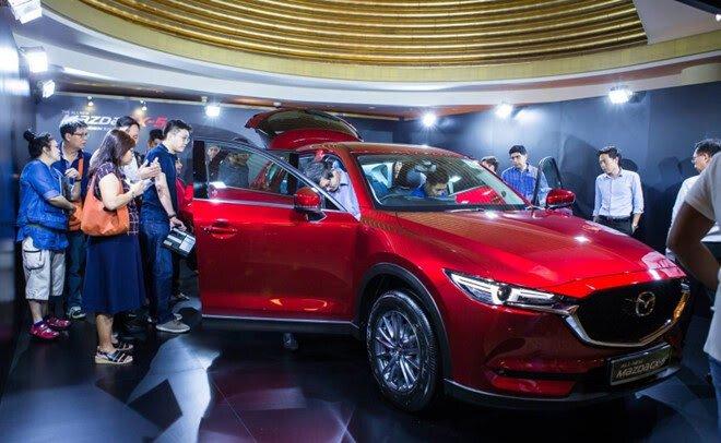 Mazda CX-5 thế hệ mới có giá bán từ 105.000 USD ở Singapore - Hình 5
