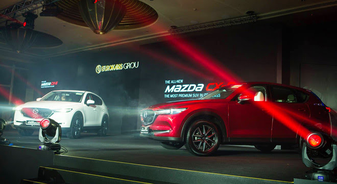Mazda CX-5 thế hệ mới có giá bán từ 105.000 USD ở Singapore - Hình 7