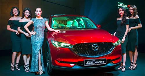 Mazda CX-5 thế hệ mới giá tới 119.000 USD tại Singapore - Hình 1