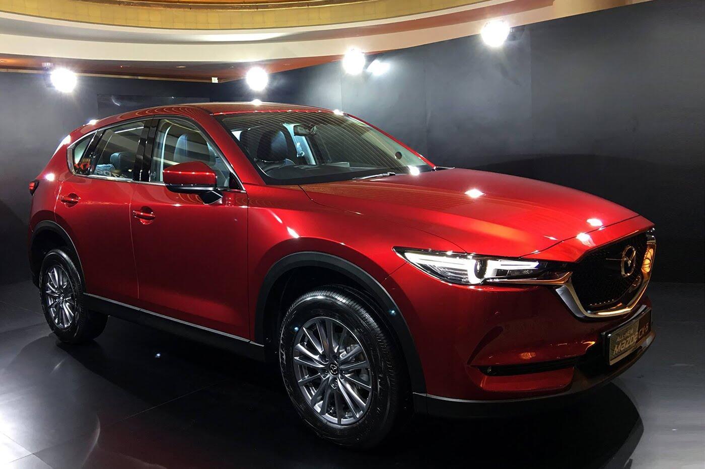 Mazda CX-5 thế hệ mới ra mắt tại Singapore, giá từ 105.433 USD - Hình 2