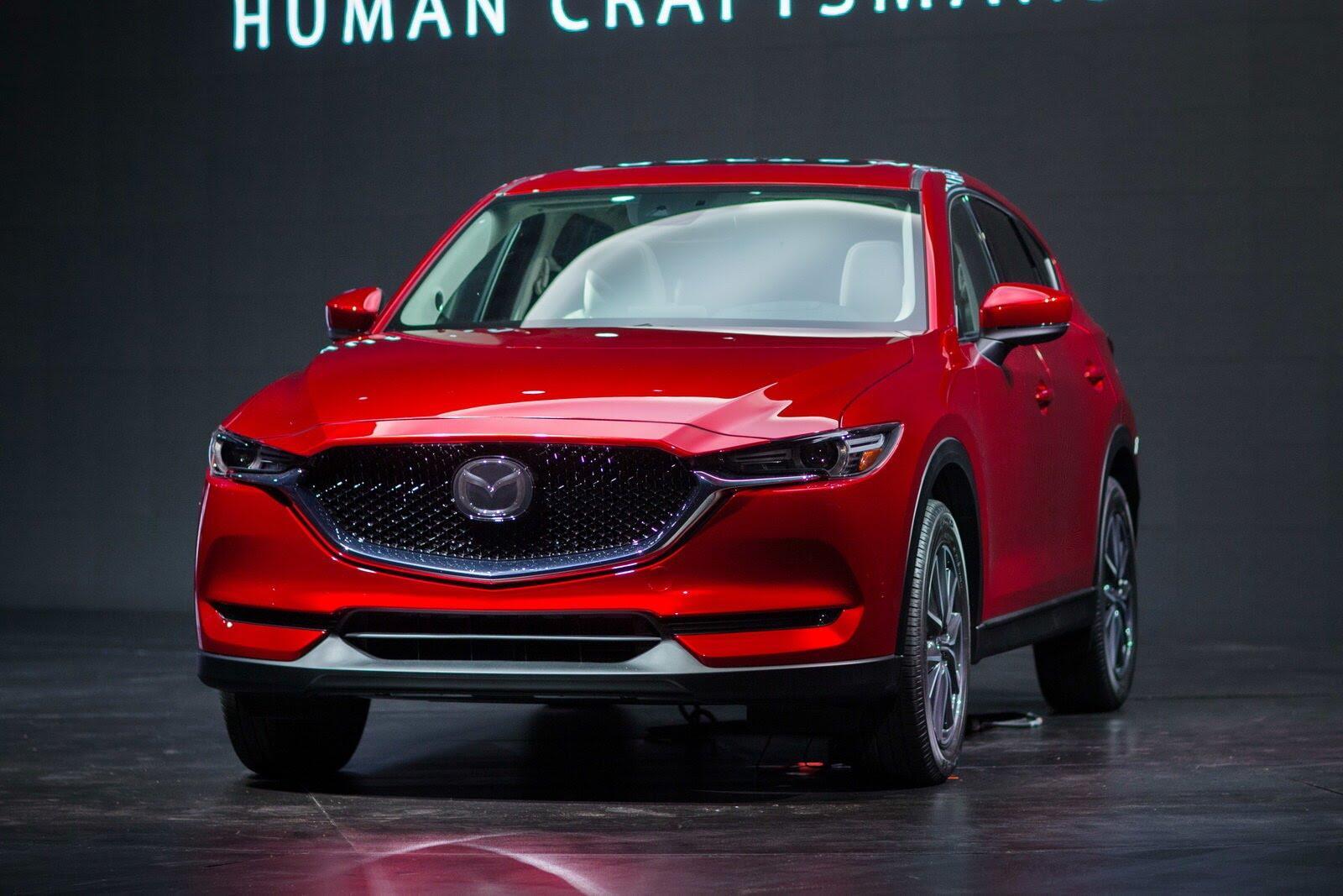 Mazda CX-5 thế hệ mới ra mắt tại Singapore, giá từ 105.433 USD - Hình 5
