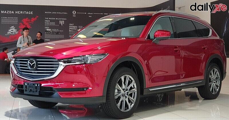 Tổng quan Mazda CX-8
