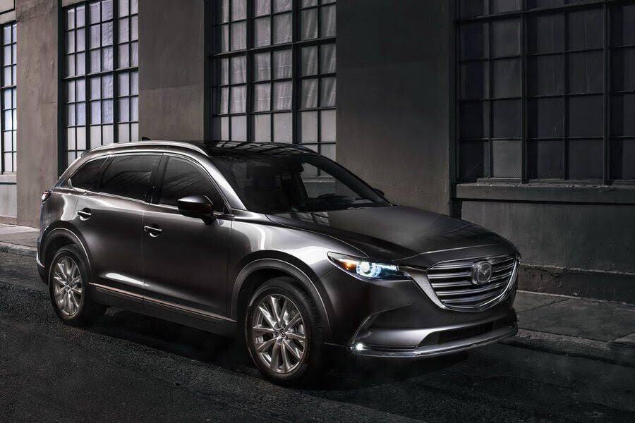 Mazda CX-9 phiên bản 2019 bổ sung nhiều tính năng, giá khởi điểm từ 750 triệu VNĐ - Hình 8