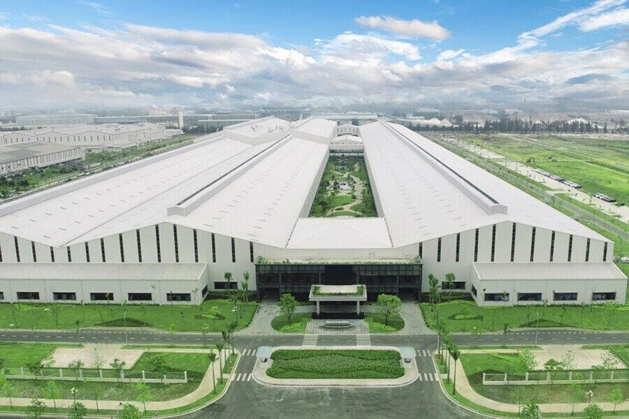 Nhà máy Mazda tại Việt Nam