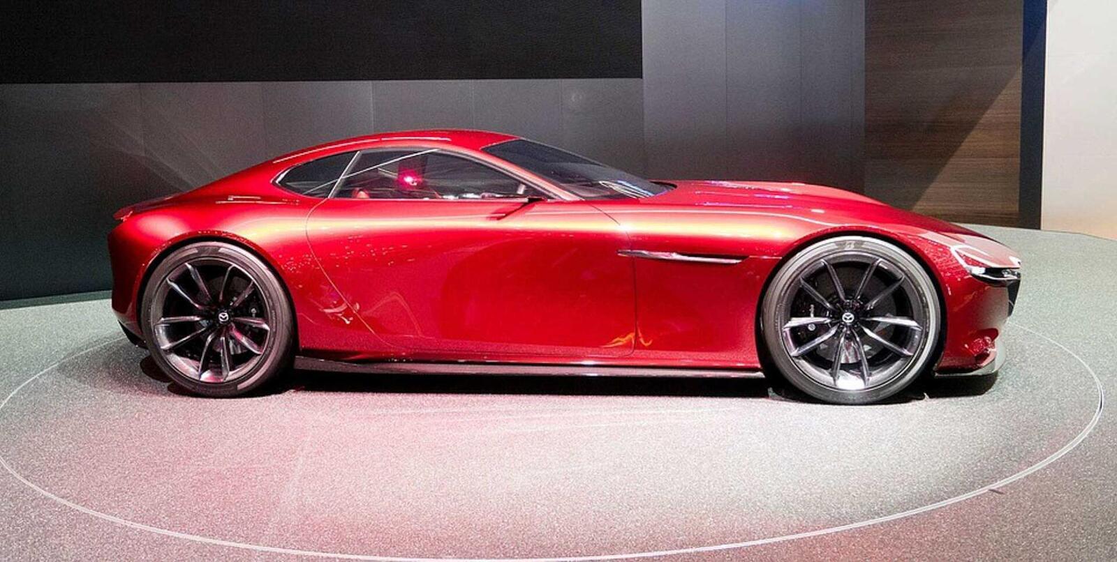 """Mazda sẽ """"hồi sinh"""" động cơ xoay Rotary tích hợp công nghệ lai hybrid - Hình 2"""