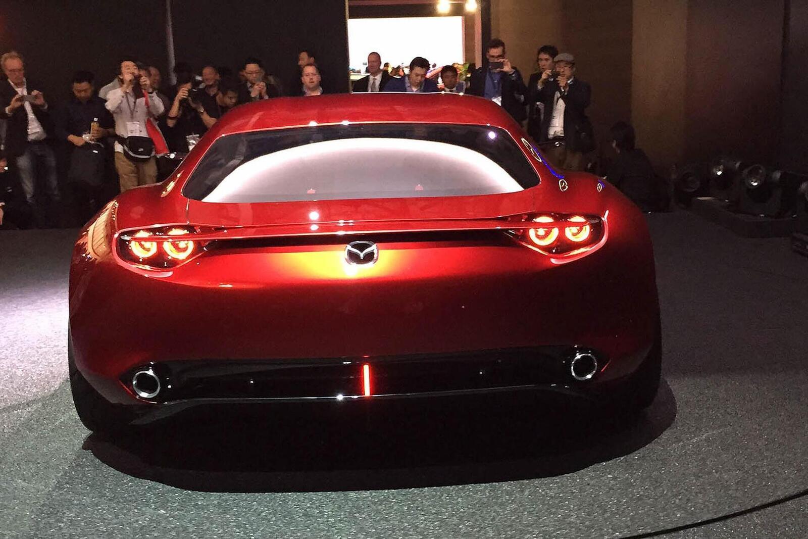 """Mazda sẽ """"hồi sinh"""" động cơ xoay Rotary tích hợp công nghệ lai hybrid - Hình 3"""