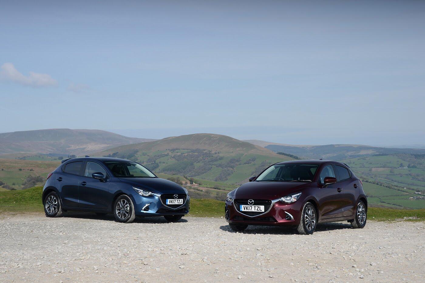 Mazda2 2017 có thêm phiên bản Tech Edition, giá bán từ 19.350 USD - Hình 1