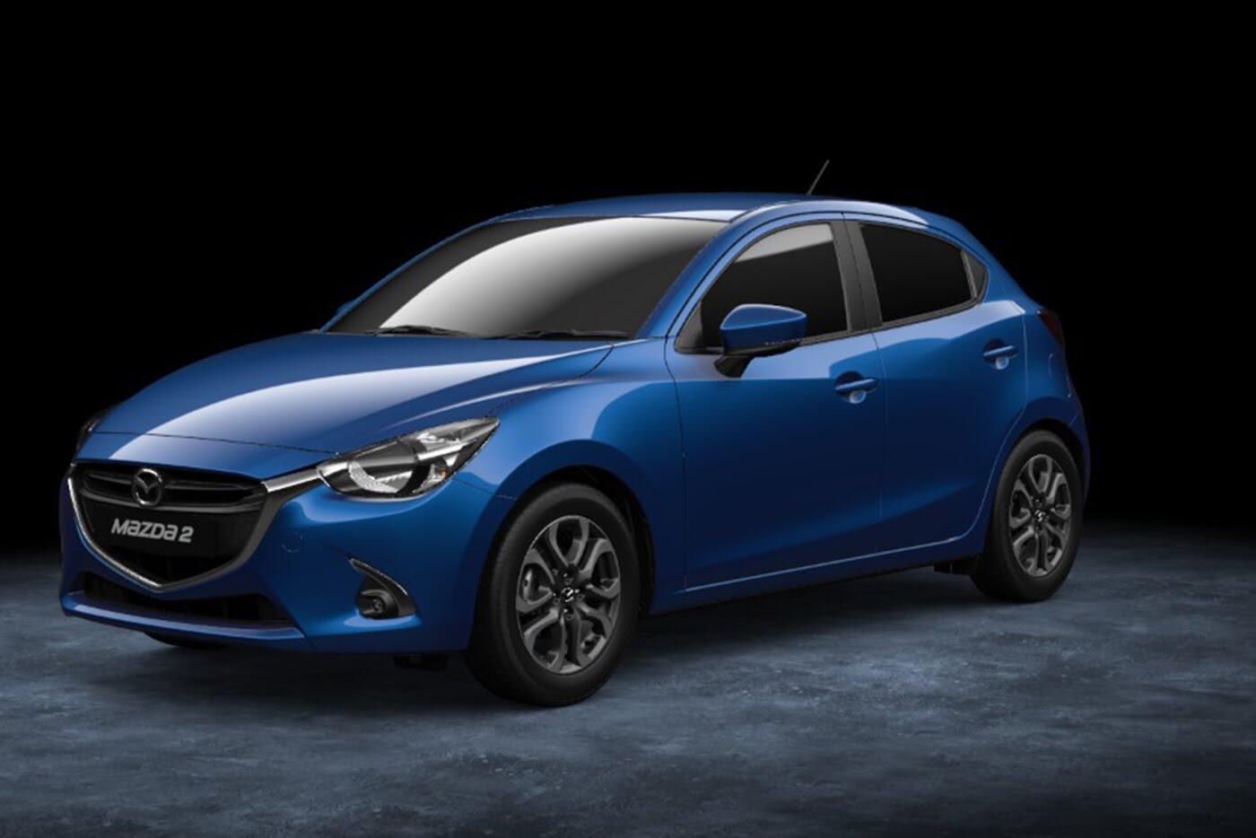 Mazda2 2017 có thêm phiên bản Tech Edition, giá bán từ 19.350 USD - Hình 2