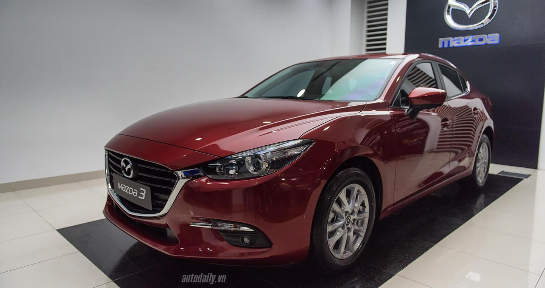 Mazda3 2017 chính thức ra mắt tại Việt Nam, giá 690 triệu đồng - Hình 1
