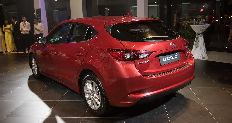 Mazda3 2017 chính thức ra mắt tại Việt Nam, giá 690 triệu đồng - Hình 4