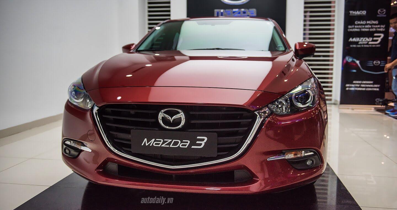 Mazda3 2017 chính thức ra mắt tại Việt Nam, giá 690 triệu đồng - Hình 5
