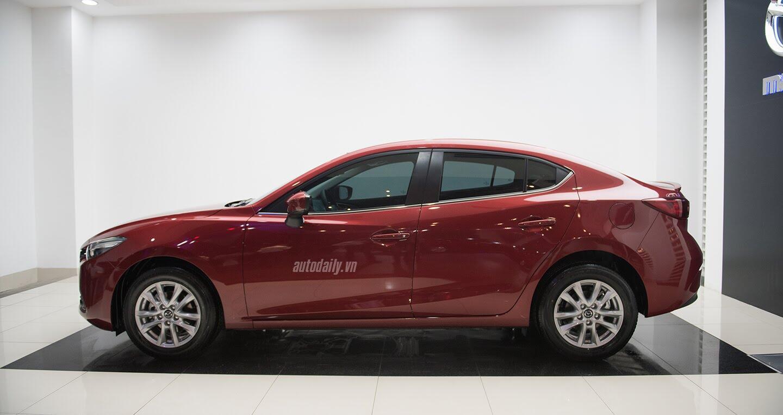 Mazda3 2017 chính thức ra mắt tại Việt Nam, giá 690 triệu đồng - Hình 6