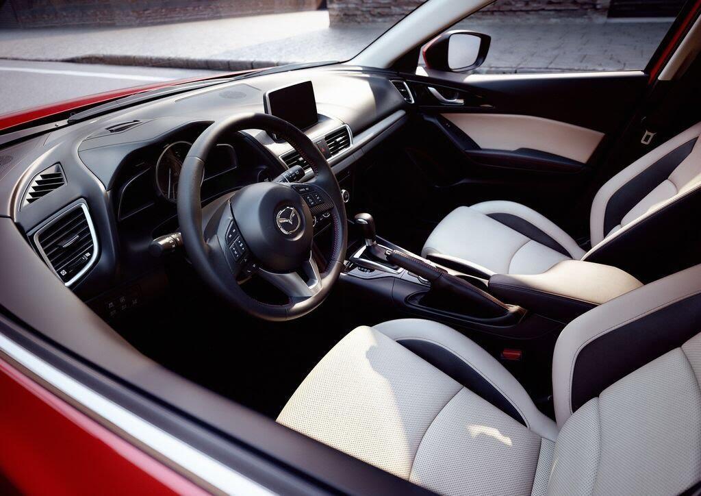 Mazda3 2018 sẽ đến Mỹ vào cuối năm nay với một số thay đổi, giá chỉ 431 triệu VNĐ - Hình 2