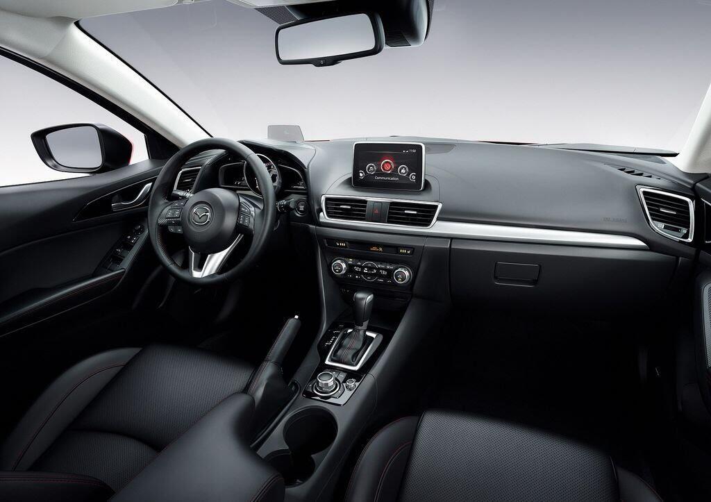 Mazda3 2018 sẽ đến Mỹ vào cuối năm nay với một số thay đổi, giá chỉ 431 triệu VNĐ - Hình 4