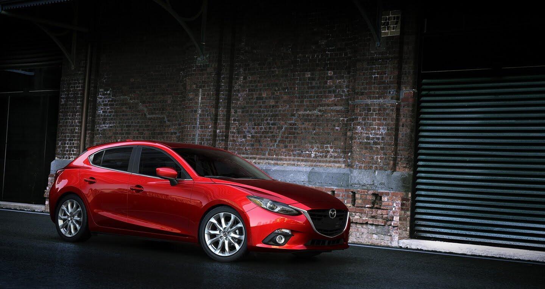 Mazda3 2018 sẽ sớm ra mắt vào cuối năm nay - Hình 1