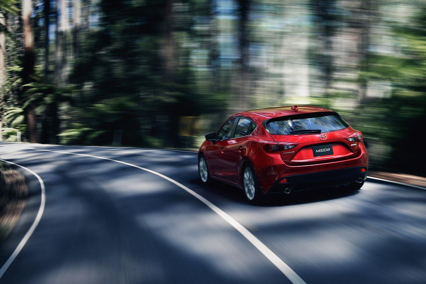 Mazda3 2018 sẽ sớm ra mắt vào cuối năm nay - Hình 3