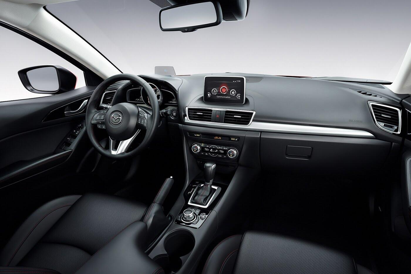 Mazda3 2018 sẽ sớm ra mắt vào cuối năm nay - Hình 5