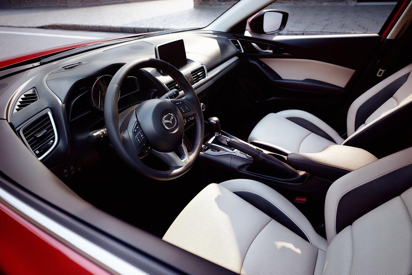 Mazda3 2018 sẽ sớm ra mắt vào cuối năm nay - Hình 6