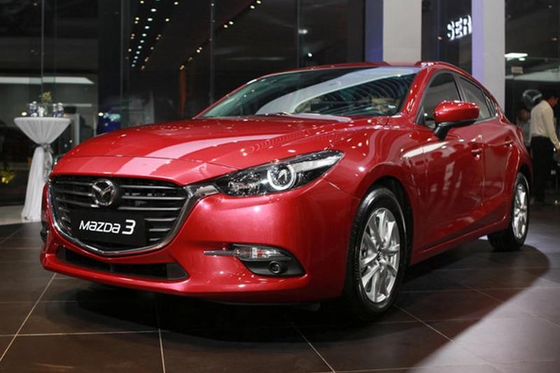 Mazda3 2019 bổ sung trang bị và giá bán tăng nhẹ tại Việt Nam - Hình 1