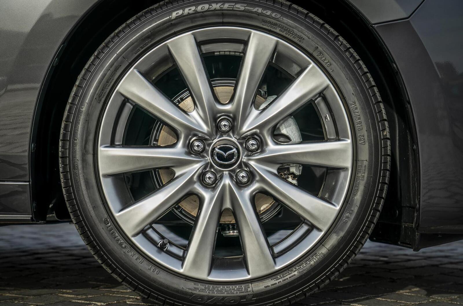 Mazda3 thế hệ mới chốt lịch ra mắt tại Malaysia vào tháng sau; giá dự kiến từ 764 triệu đồng - Hình 19