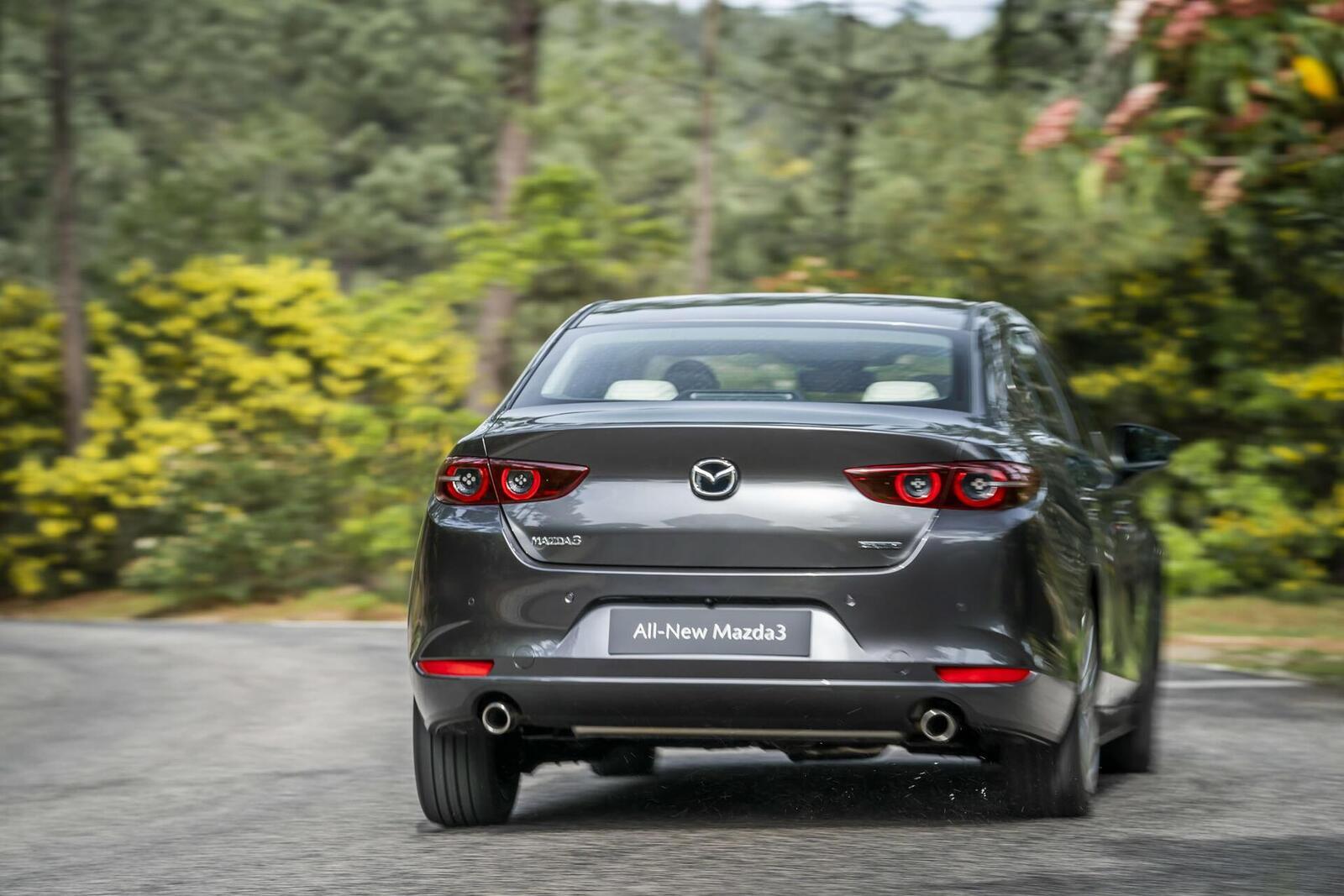Mazda3 thế hệ mới chốt lịch ra mắt tại Malaysia vào tháng sau; giá dự kiến từ 764 triệu đồng - Hình 5