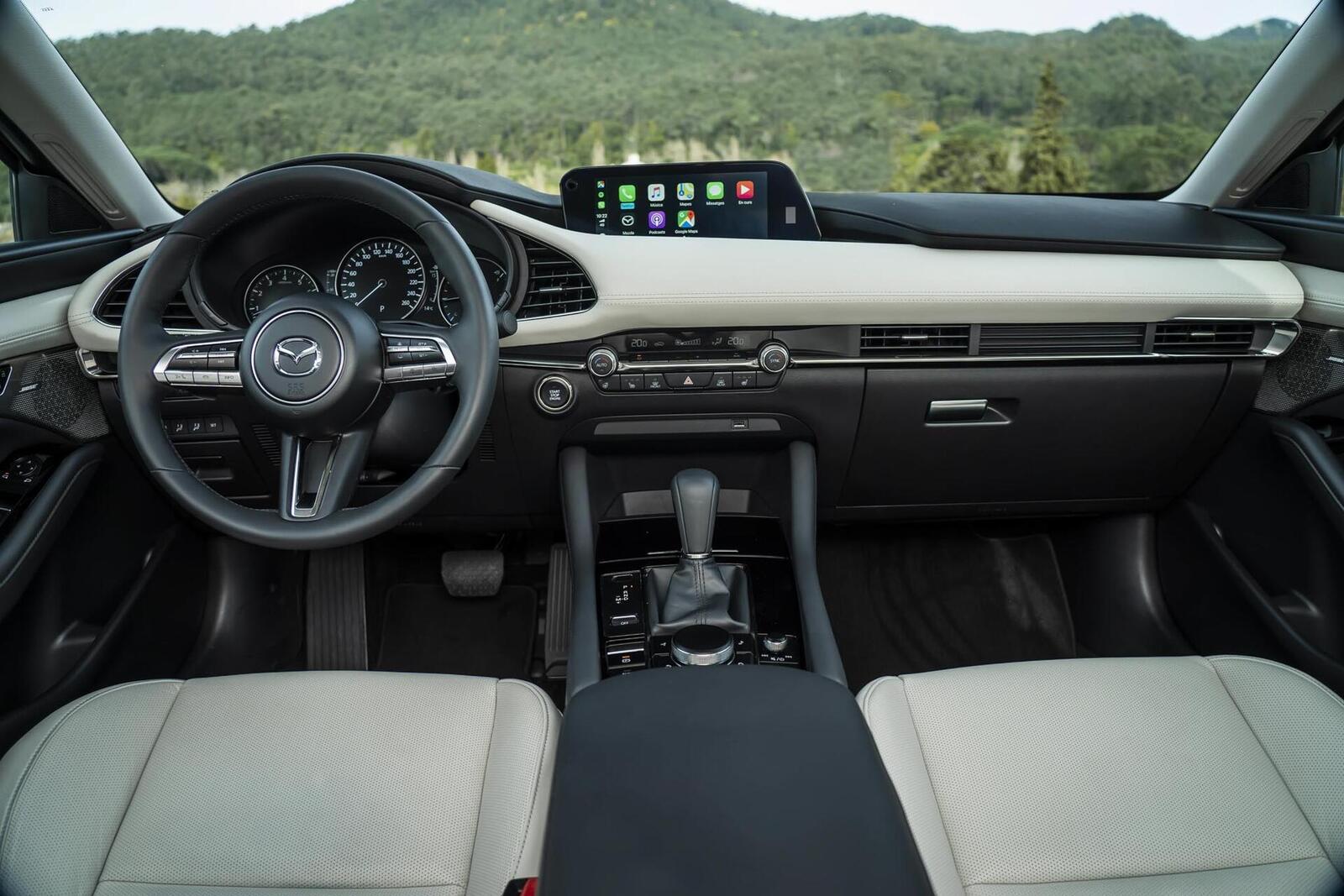 Mazda3 thế hệ mới chốt lịch ra mắt tại Malaysia vào tháng sau; giá dự kiến từ 764 triệu đồng - Hình 6