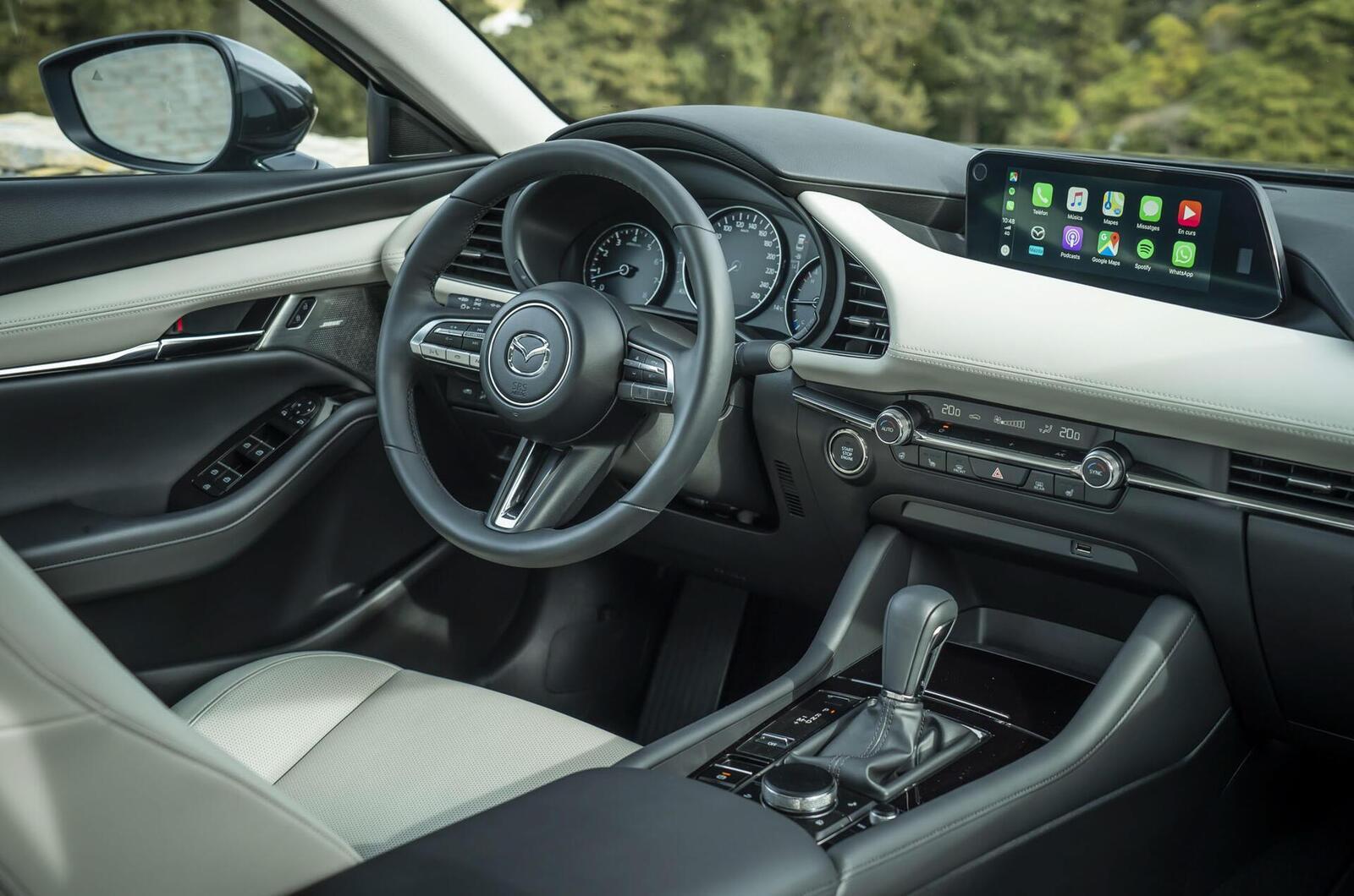 Mazda3 thế hệ mới chốt lịch ra mắt tại Malaysia vào tháng sau; giá dự kiến từ 764 triệu đồng - Hình 9