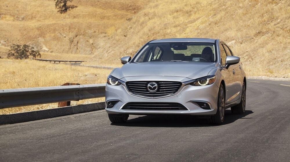 Mazda6 2016: Sự đồng điệu hoàn hảo - Hình 1