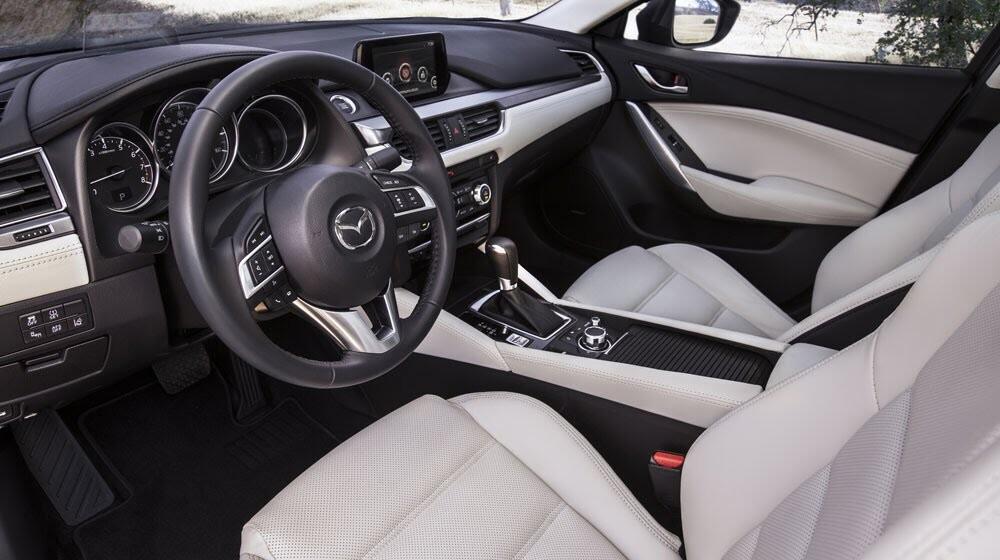 Mazda6 2016: Sự đồng điệu hoàn hảo - Hình 2