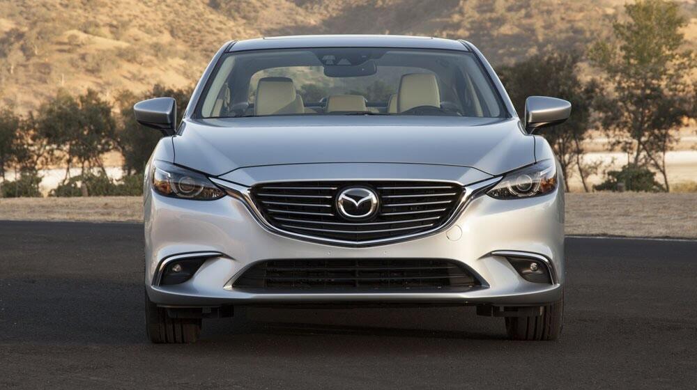 Mazda6 2016: Sự đồng điệu hoàn hảo - Hình 3