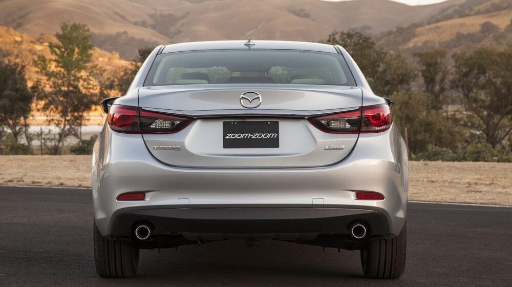 Mazda6 2016: Sự đồng điệu hoàn hảo - Hình 4