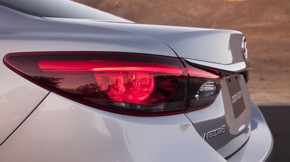 Mazda6 2016: Sự đồng điệu hoàn hảo - Hình 6