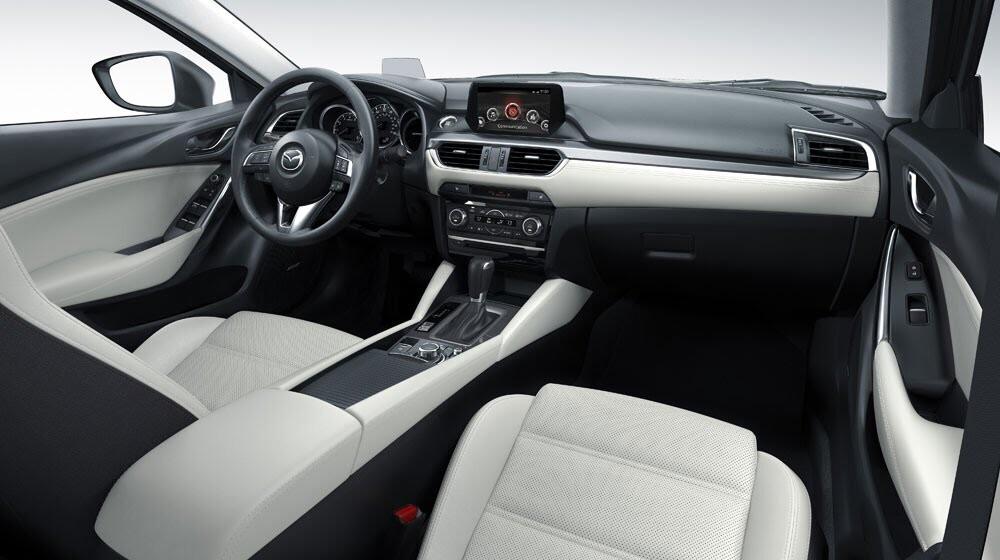 Mazda6 2016: Sự đồng điệu hoàn hảo - Hình 8