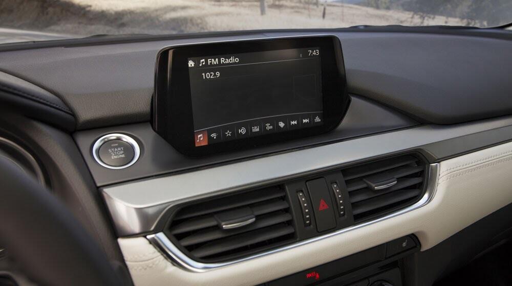 Mazda6 2016: Sự đồng điệu hoàn hảo - Hình 9