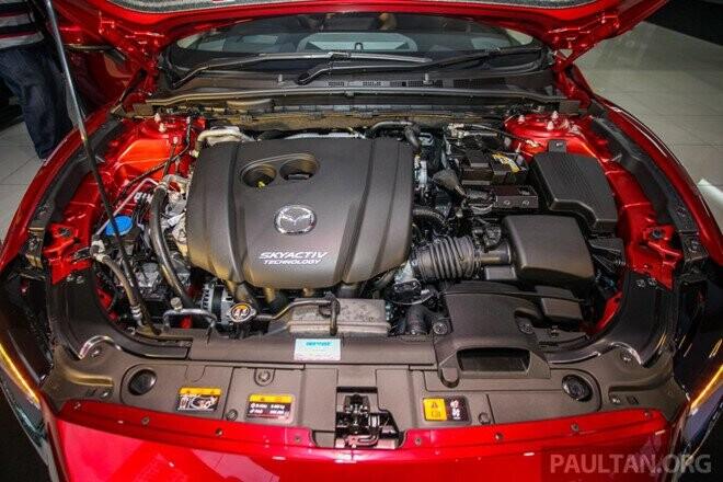 Mazda6 2018 xuất hiện tại Malaysia - đối thủ của Toyota Camry - Hình 10