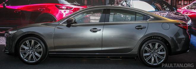 Mazda6 2018 xuất hiện tại Malaysia - đối thủ của Toyota Camry - Hình 11