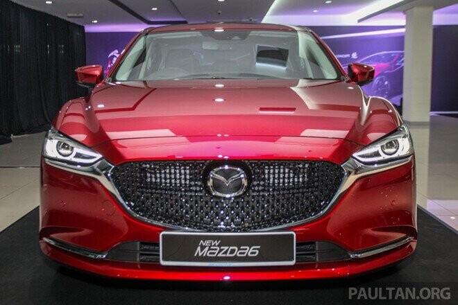 Mazda6 2018 xuất hiện tại Malaysia - đối thủ của Toyota Camry - Hình 2