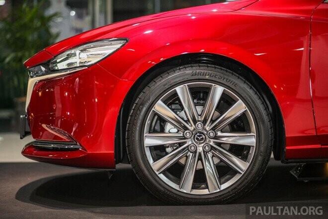 Mazda6 2018 xuất hiện tại Malaysia - đối thủ của Toyota Camry - Hình 4